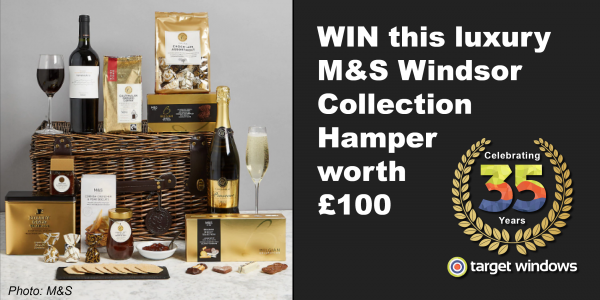 M&S hamper £100