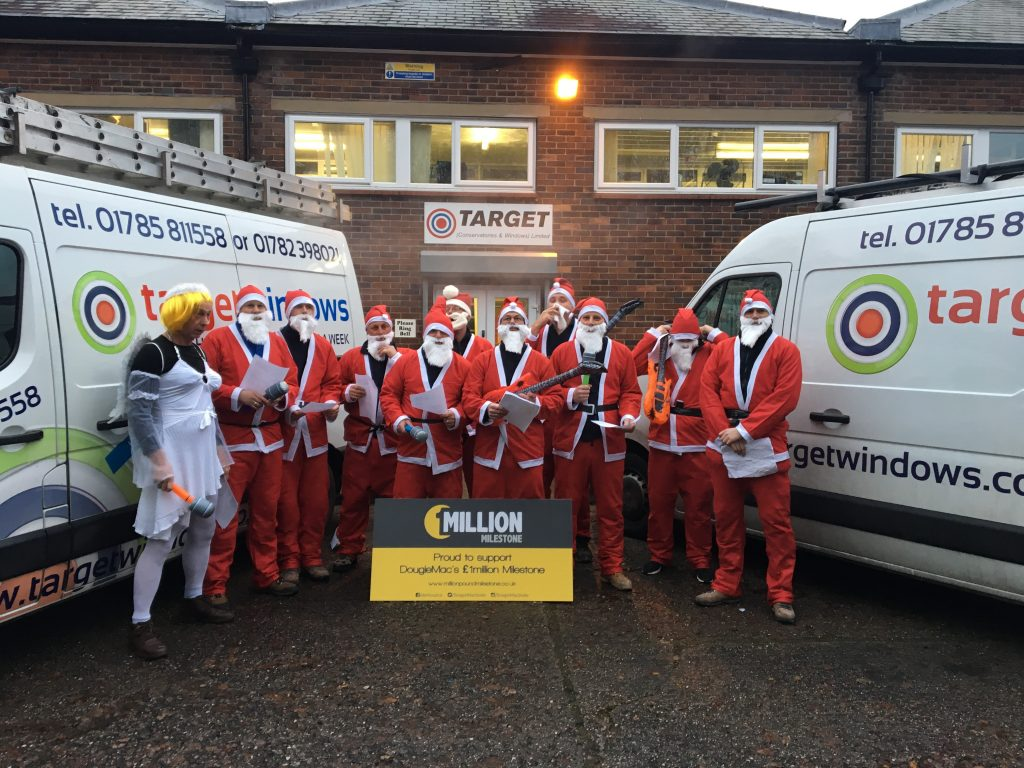 Stoke Window Company Films Christmas Sing Along Video Target