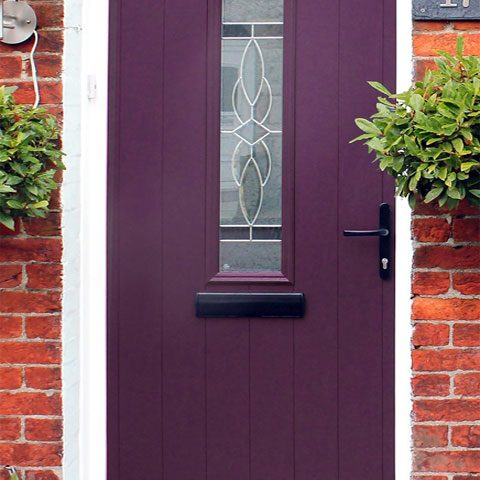 new front door Solidor
